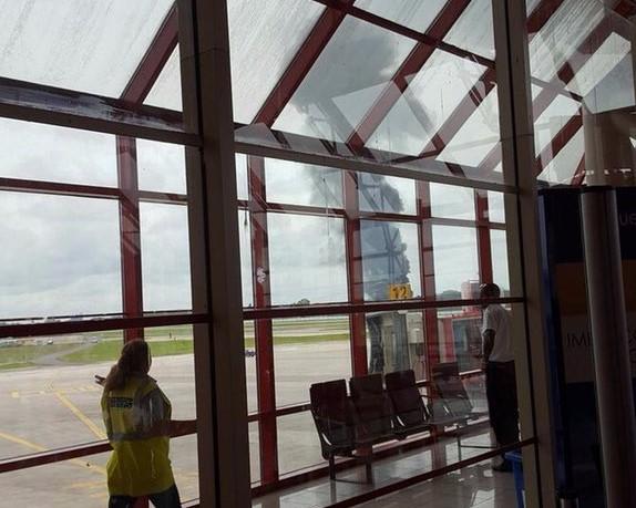 Avião cai logo após decolar do aeroporto de Havana, diz TV