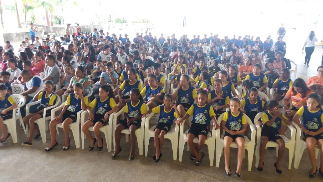 Atividades de combate ao abuso e exploração sexual de crianças e  adolescentes são realizadas em Peixoto