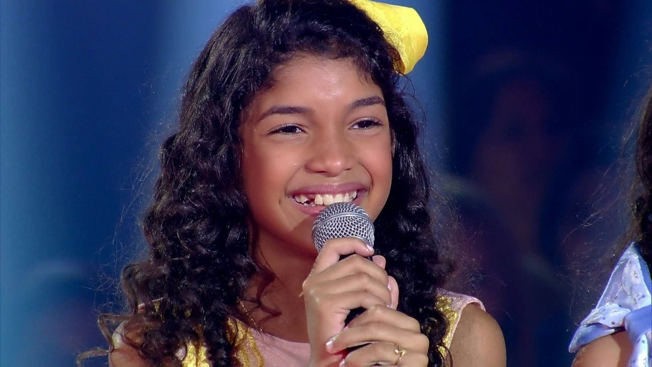 Beatriz Freitas avança mais uma fase do The Voice Kids