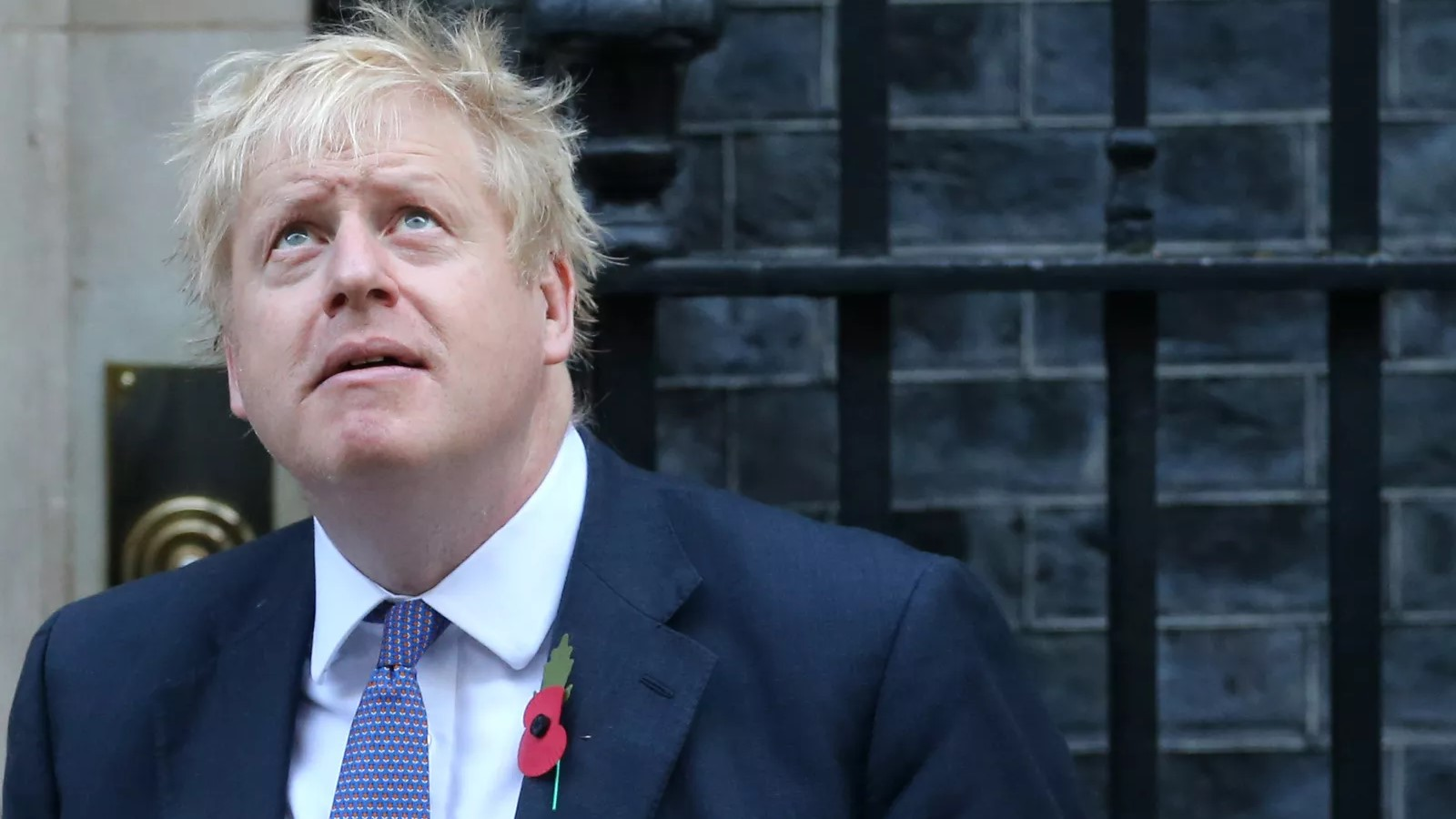 Boris Johnson está infectado com o coronavírus